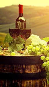 Bilder Wein Weintraube Fass Acker Flaschen Weinglas