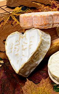 Hintergrundbilder Käse Herz