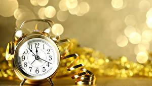 桌面壁纸,,新年,時鐘,鬧鐘,