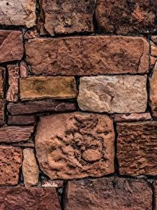 壁纸、、石、テクスチャー、壁、