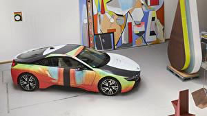 Bilder BMW Fahrzeugtuning 2019 i8 by Thomas Scheibitz Autos