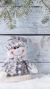 Hintergrundbilder Bretter Schneemänner Schnee Natur