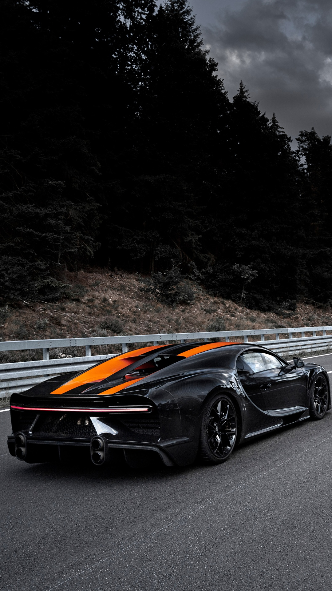 Desktop Wallpapers Bugatti Chiron Super Sport 300 Roads 1080x1920