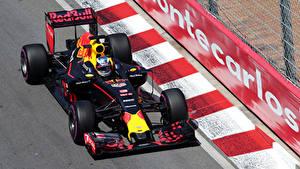 Hintergrundbilder Formula 1 2016 Red Bull RB12 Sport Autos