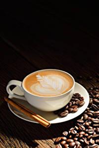 Hintergrundbilder Cappuccino Kaffee Zimt Tasse Getreide Lebensmittel