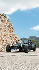 Bilder Caterham 7 Grau 2013-16 485 S Worldwide Autos