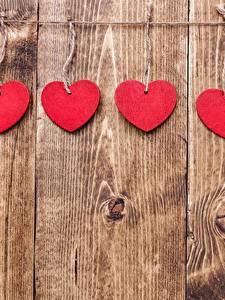 Hintergrundbilder Valentinstag Herz Bretter Vorlage Grußkarte