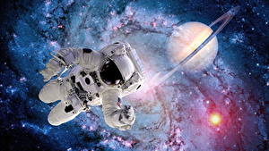 Images Cosmonaut American