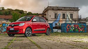 Fotos Renault Rot Metallisch 2019 Twingo Worldwide Autos