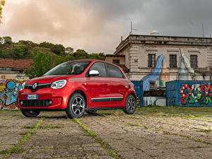 Wallpapers Renault Red Metallic 2019 Twingo Worldwide automobile