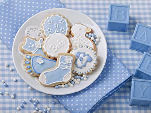 Bilder Kekse Teller Design Lebensmittel
