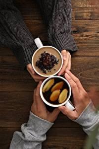 Pictures Tea Coffee Hands Food