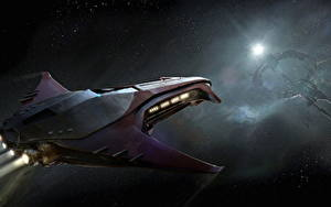 Image Star Citizen Starship vdeo game Space Fantasy
