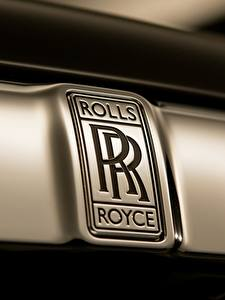 Fotos Großansicht Logo Emblem Rolls-Royce
