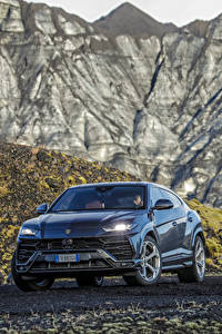 Hintergrundbilder Lamborghini Metallisch 2018-19 Urus Body Color Package Worldwide Autos