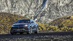 Hintergrundbilder Lamborghini Metallisch 2018-19 Urus Body Color Package Worldwide