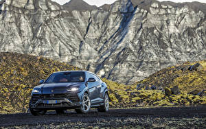 Hintergrundbilder Lamborghini Metallisch 2018-19 Urus Body Color Package Worldwide