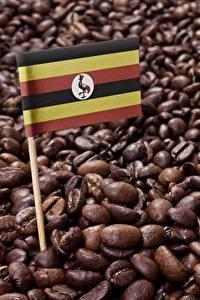 Hintergrundbilder Kaffee Getreide Flagge Lebensmittel