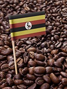 Pictures Coffee Grain Flag