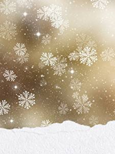 Images Texture New year Snowflakes