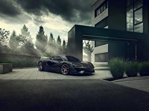 Pictures McLaren Grey 2020 Pogea Racing 666s Cars