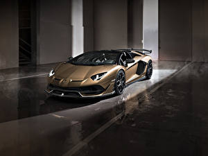 Bilder Lamborghini Roadster 2019 Aventador SVJ Roadster Worldwide