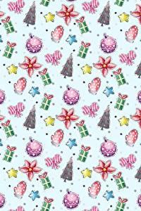 Hintergrundbilder Textur Neujahr Weihnachtsbaum Geschenke