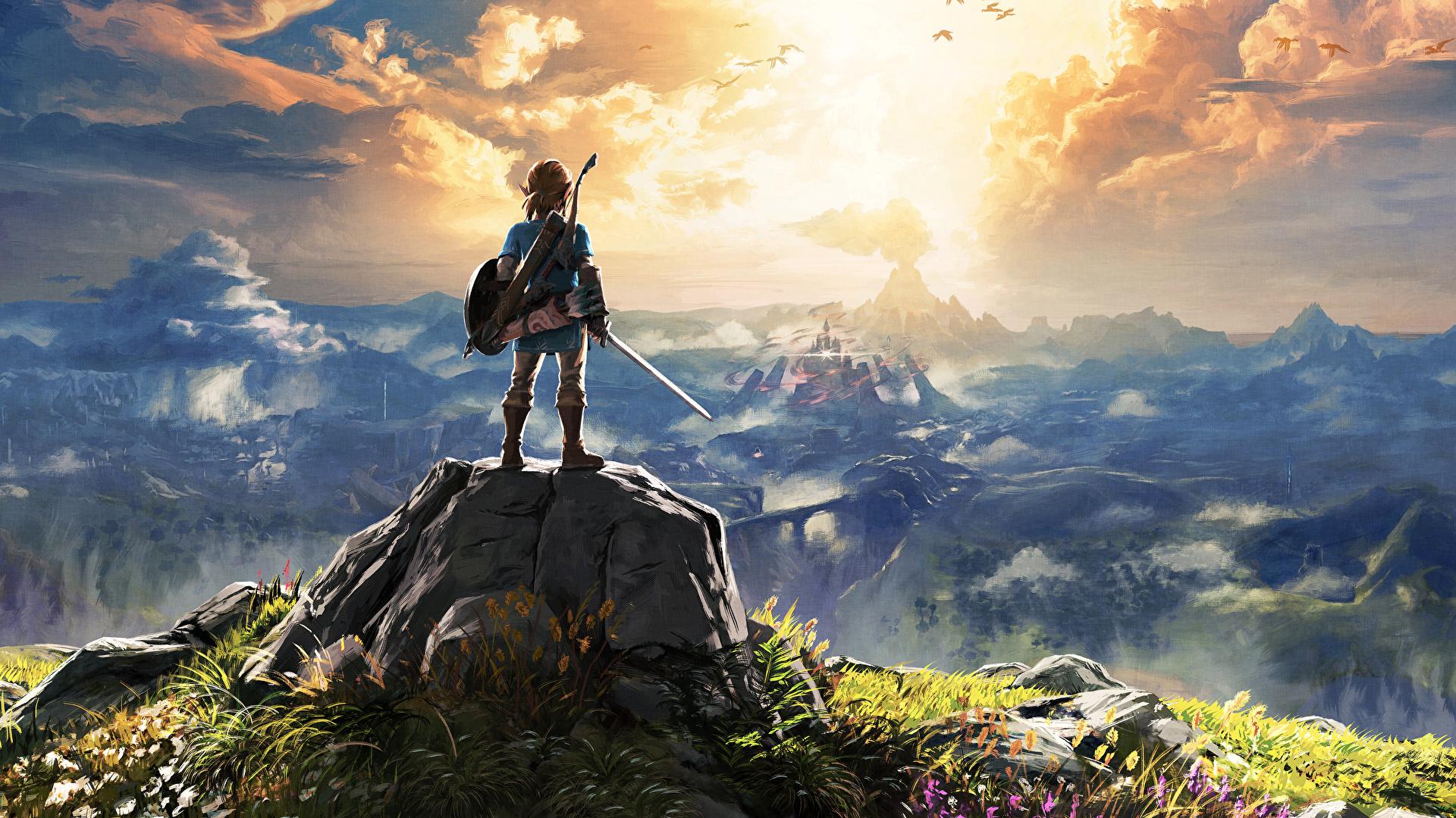 Image The Legend Of Zelda Warriors Breath Of The Wild 1920x1080