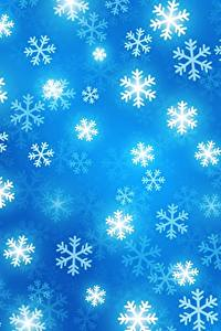 Image Texture New year Snowflakes
