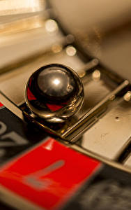 Fotos Großansicht Makrofotografie Kugeln Roulette 82