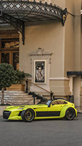Bilder Haus Gelb 2016 Donkervoort D8 GTO-RS auto