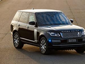 Hintergrundbilder Land Rover Sport Utility Vehicle Grau 2019 Sentinel Worldwide Autos