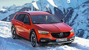 Hintergrundbilder Opel Rot Metallisch  auto