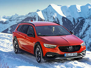 Hintergrundbilder Opel Rot Metallisch