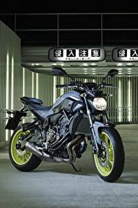 Pictures Yamaha 2015 17 Mt 07 Motorcycles 640x960