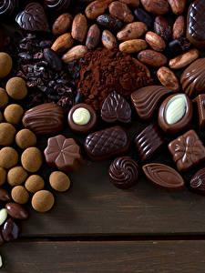 Fotos Süßigkeiten Bonbon Schokolade