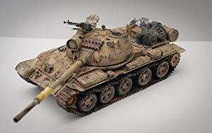 Hintergrundbilder Panzer Spielzeuge Russische T-62 Iraqi Heer