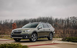 Hintergrundbilder Subaru Softroader 2020 Outback Touring