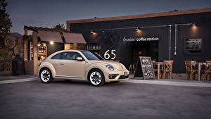 Hintergrundbilder Volkswagen Metallisch 2019 Beetle Final Edition Autos