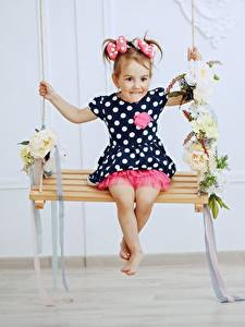 Images Swing Little girls Dress Children