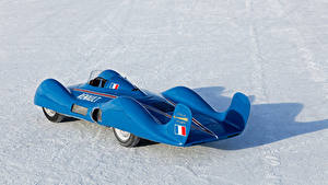 Fotos Renault Antik Metallisch Blau 1956 Etoile Filante Autos Sport