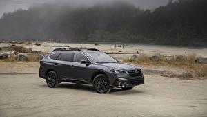桌面壁纸,,速霸陸汽車,灰色,跨界休旅車,2020 Outback Onyx Edition XT,汽车