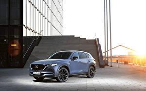 桌面壁纸,,马自达,灰色,金屬漆,2020 CX-5 Edition100,汽车