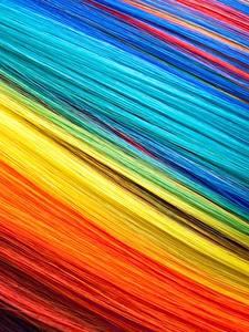 Fotos Textur Haar Mehrfarbige