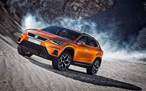 Fotos Seat Orange Concept 20V20 2015 automobil