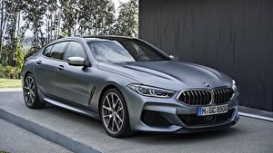 Fondos de escritorio BMW Coupe Gris  Coches