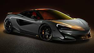 Bilder McLaren Graues Metallisch 2018 600LT Worldwide Autos