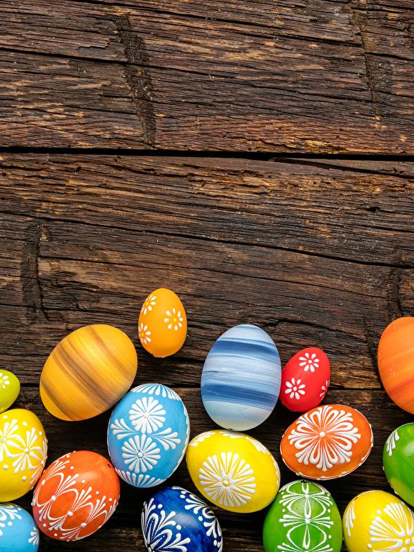 Fotos Ostern Ei Feiertage Design Bretter 600x800 eier