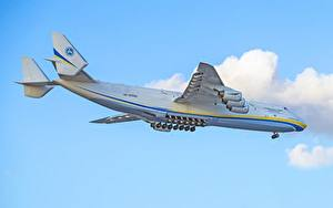 Pictures Airplane Transport aircraft Russian An-225 Mriya Aviation