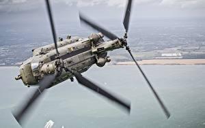 Fotos Hubschrauber Flug Chinook, CH-47